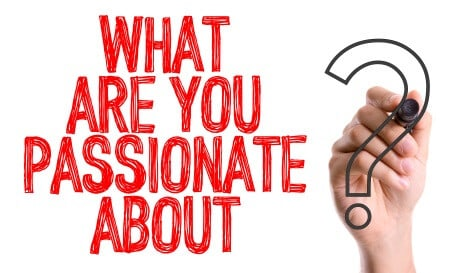 Blogging_What are you passionate about