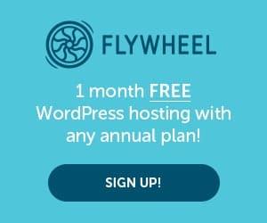 Flywheel Hosting Link