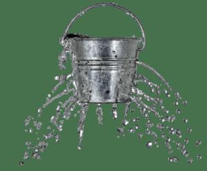 leaking-bucket