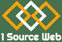 1 Source Web logo
